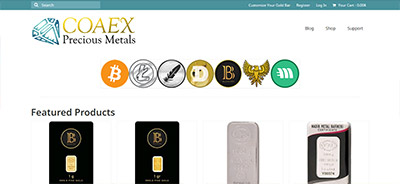 Coaex Crypto Metals