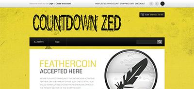Countdown Zed